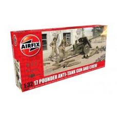 Airfix A06361 17 Pounder anti tank gun