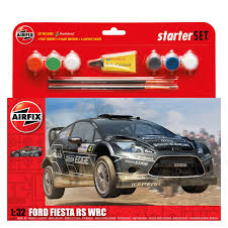Airfix  Ford Fiesta RS WRC Starter Kit