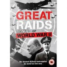 Great Raids of WW2 DVD