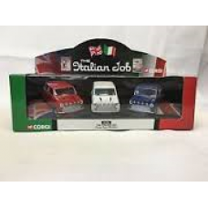 Corgi Italian Job Set