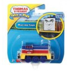 Thomas the Tank Take N Play Racing Ivan