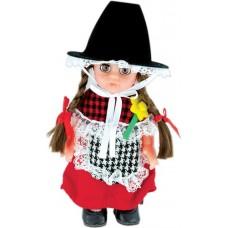 Anwen 20cm Welsh Doll